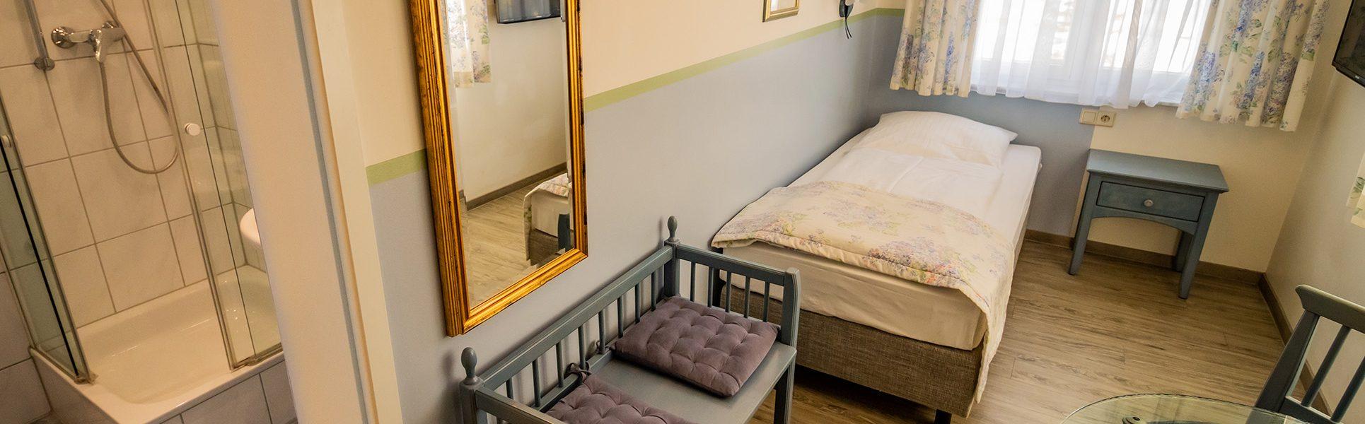 Hotel Rössle Weingarten Einzelzimmer