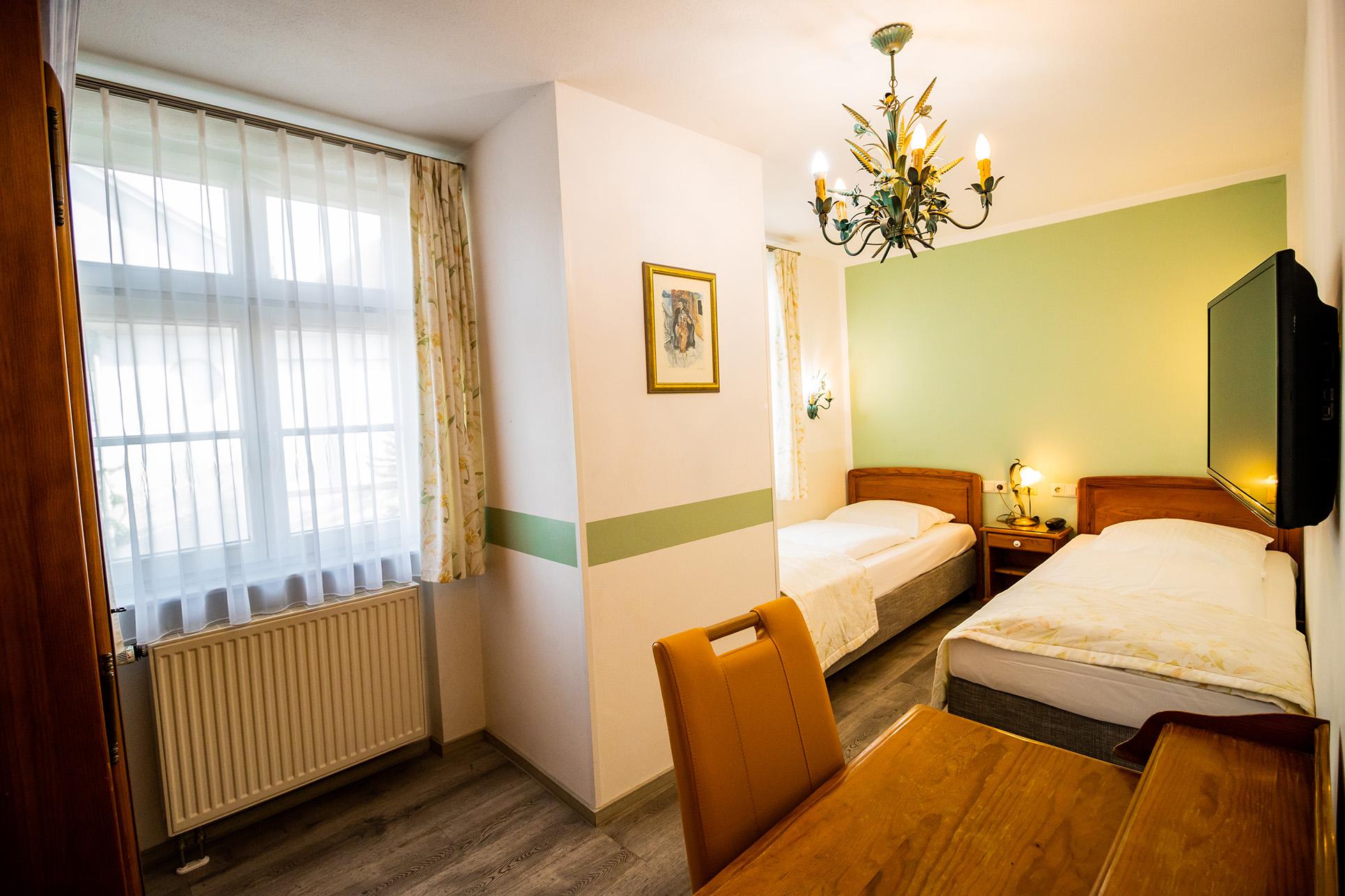 Hotel Rössle Weingarten 2-Bett-Zimmer